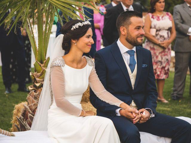 La boda de Jose y María en Higuera La Real, Badajoz 10