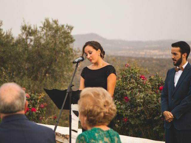 La boda de Jose y María en Higuera La Real, Badajoz 12