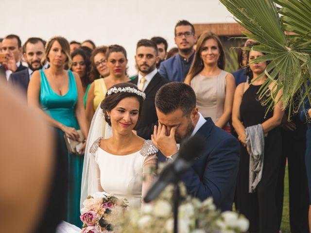 La boda de Jose y María en Higuera La Real, Badajoz 14