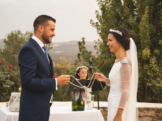 La boda de Jose y María en Higuera La Real, Badajoz 18