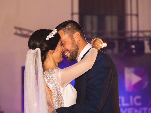 La boda de Jose y María en Higuera La Real, Badajoz 23