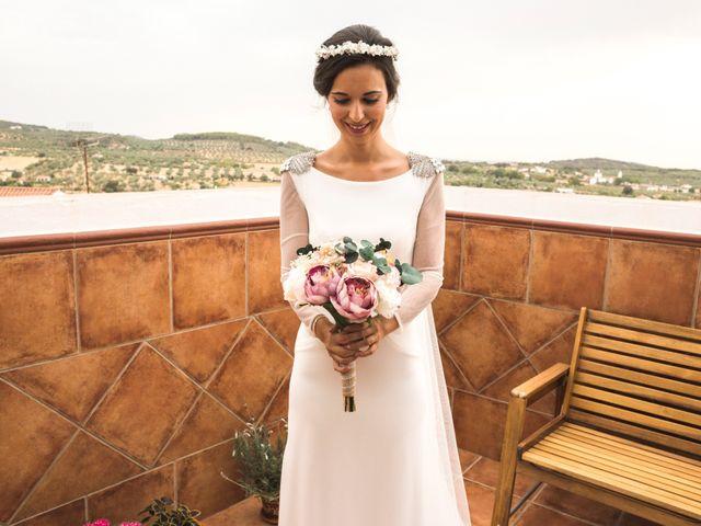 La boda de Jose y María en Higuera La Real, Badajoz 8