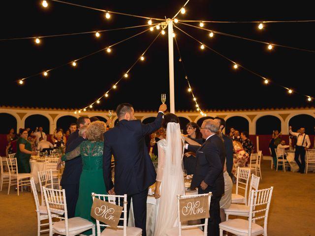 La boda de Jose y María en Higuera La Real, Badajoz 20