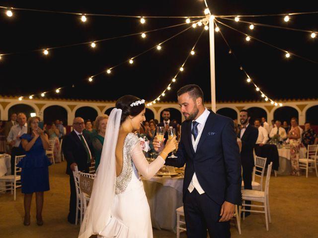 La boda de Jose y María en Higuera La Real, Badajoz 21