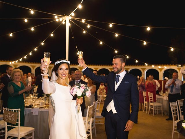 La boda de Jose y María en Higuera La Real, Badajoz 22