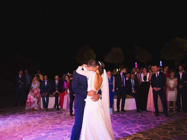 La boda de Jose y María en Higuera La Real, Badajoz 24