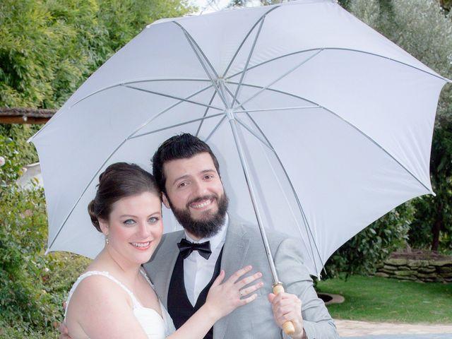 La boda de Jorge y Valentina en Guadarrama, Madrid 3