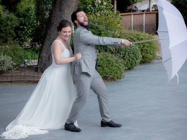 La boda de Jorge y Valentina en Guadarrama, Madrid 1