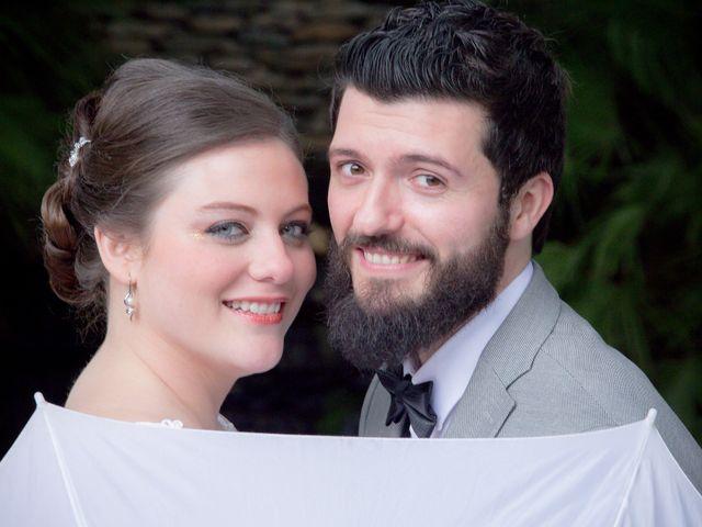 La boda de Jorge y Valentina en Guadarrama, Madrid 4