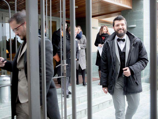 La boda de Jorge y Valentina en Guadarrama, Madrid 14