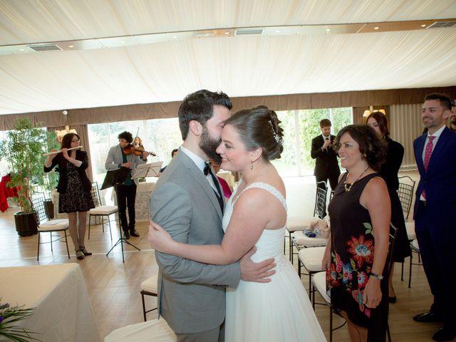 La boda de Jorge y Valentina en Guadarrama, Madrid 19