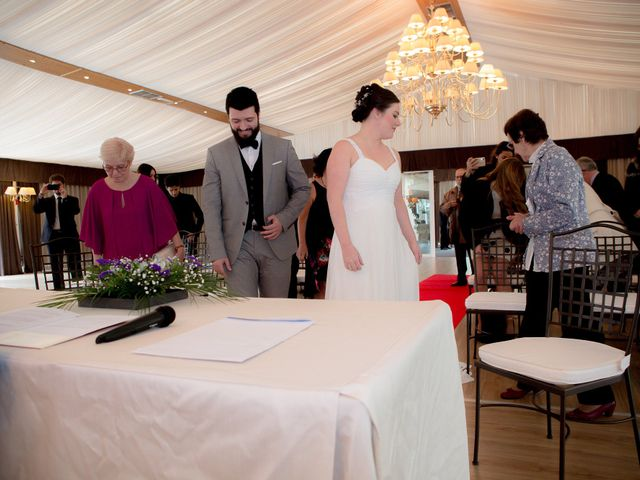 La boda de Jorge y Valentina en Guadarrama, Madrid 21