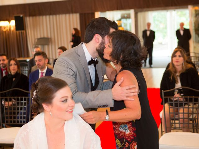 La boda de Jorge y Valentina en Guadarrama, Madrid 24