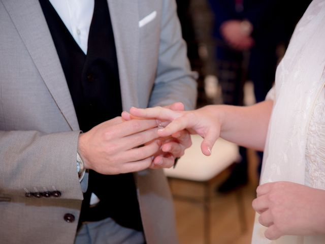 La boda de Jorge y Valentina en Guadarrama, Madrid 27