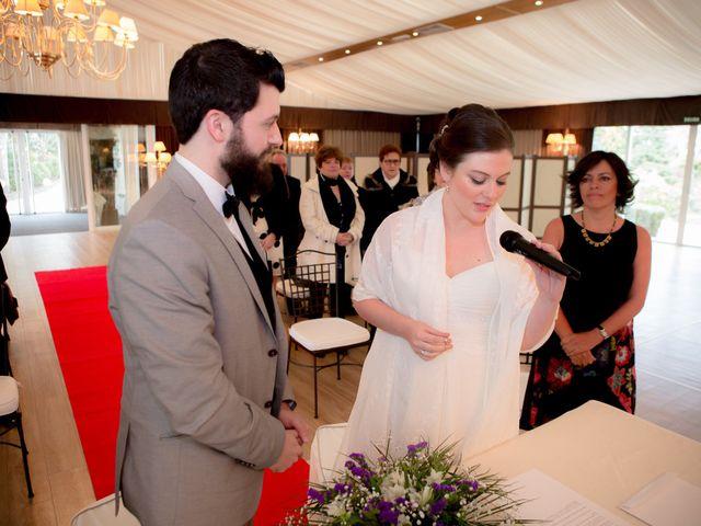 La boda de Jorge y Valentina en Guadarrama, Madrid 28
