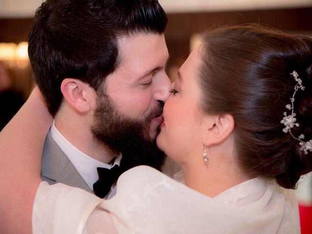 La boda de Jorge y Valentina en Guadarrama, Madrid 31