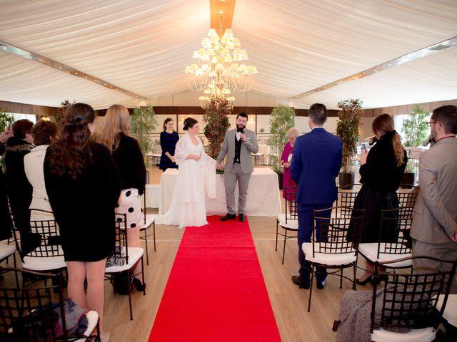 La boda de Jorge y Valentina en Guadarrama, Madrid 33