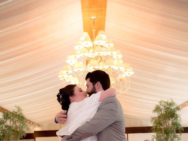 La boda de Jorge y Valentina en Guadarrama, Madrid 34