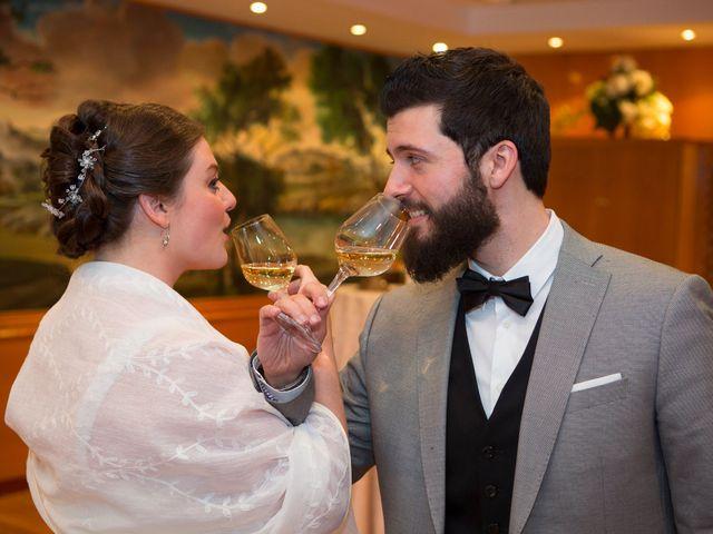 La boda de Jorge y Valentina en Guadarrama, Madrid 35