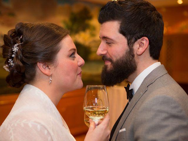 La boda de Jorge y Valentina en Guadarrama, Madrid 36