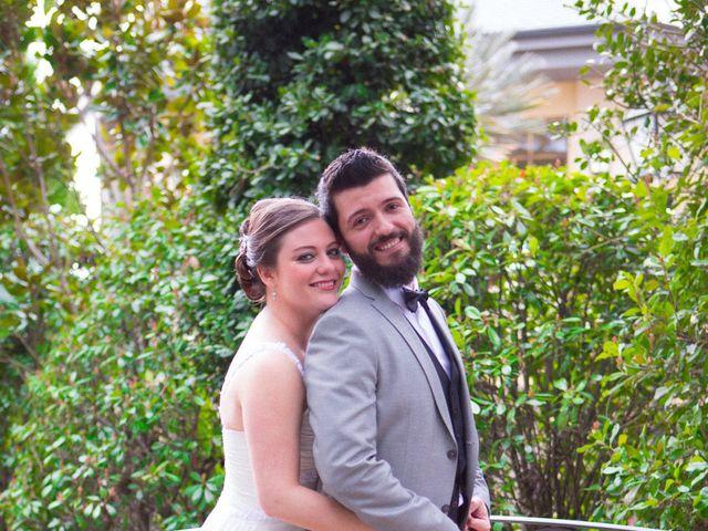 La boda de Jorge y Valentina en Guadarrama, Madrid 37