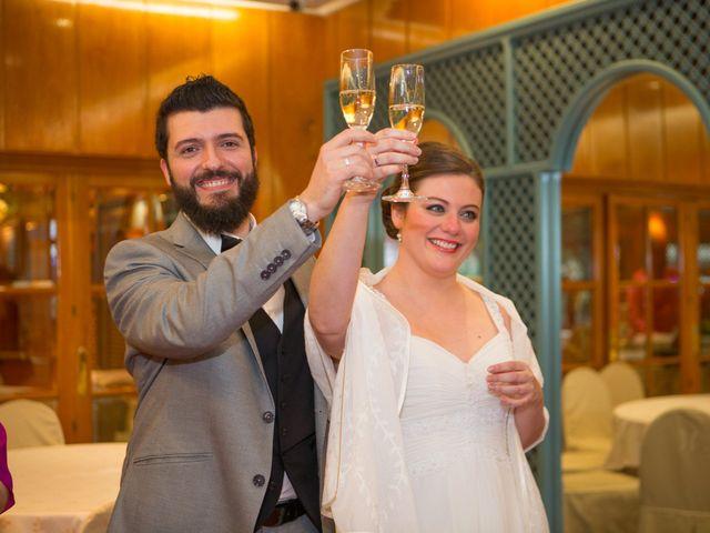 La boda de Jorge y Valentina en Guadarrama, Madrid 42