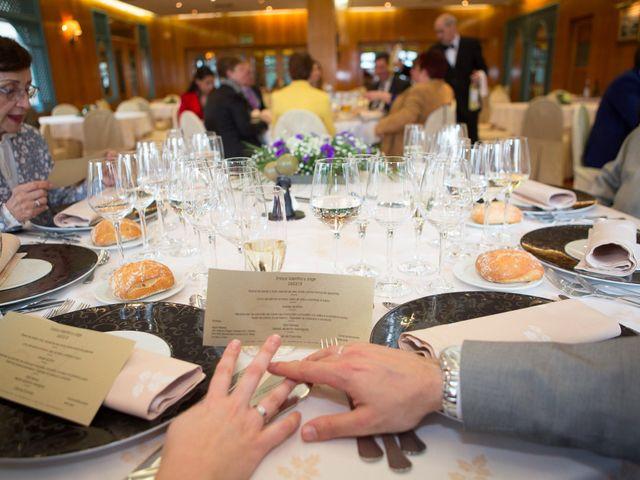 La boda de Jorge y Valentina en Guadarrama, Madrid 43