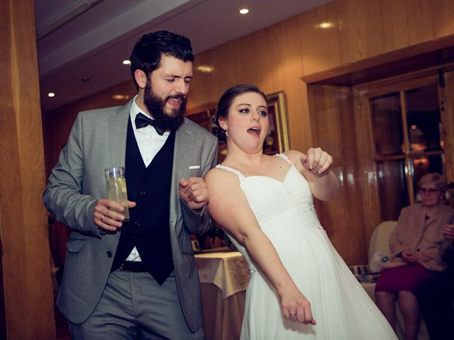 La boda de Jorge y Valentina en Guadarrama, Madrid 49