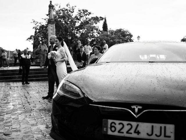 La boda de Santos y Isabel en Toledo, Toledo 8