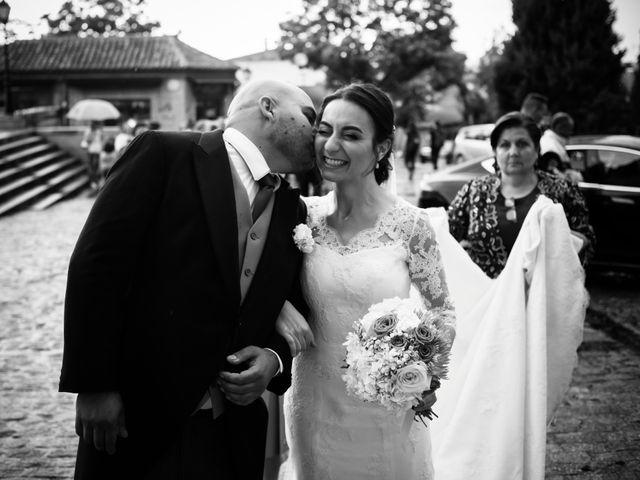 La boda de Santos y Isabel en Toledo, Toledo 9