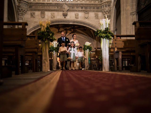 La boda de Santos y Isabel en Toledo, Toledo 11