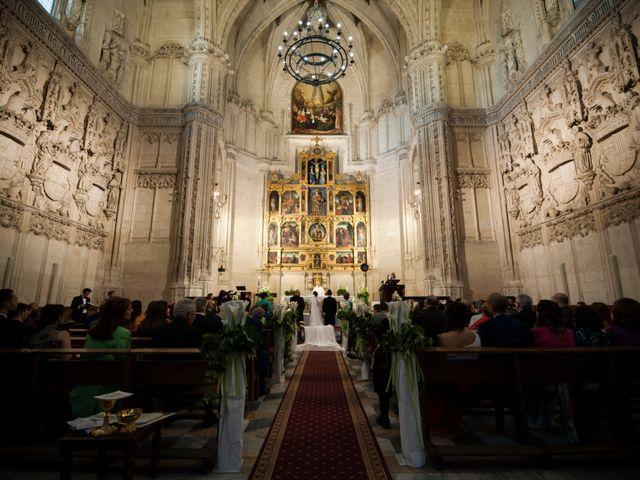La boda de Santos y Isabel en Toledo, Toledo 1