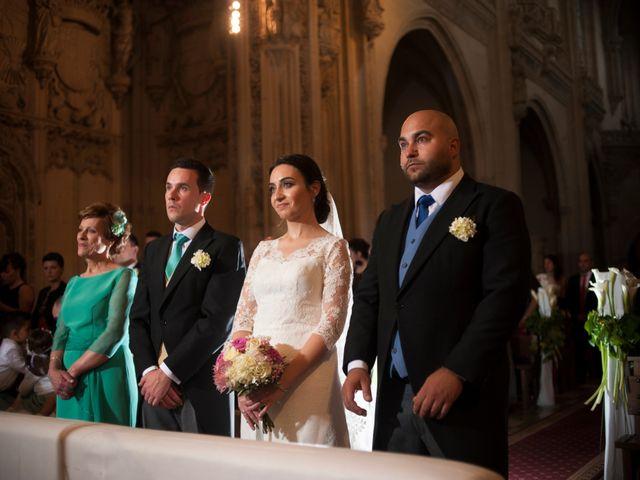 La boda de Santos y Isabel en Toledo, Toledo 14