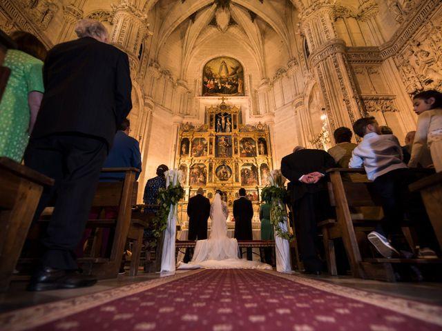 La boda de Santos y Isabel en Toledo, Toledo 15