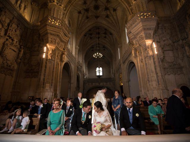 La boda de Santos y Isabel en Toledo, Toledo 16