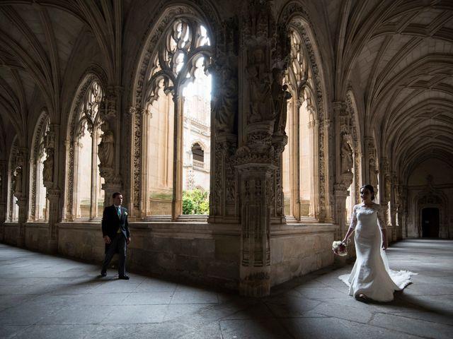 La boda de Santos y Isabel en Toledo, Toledo 22