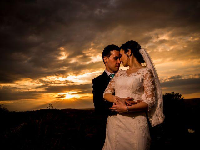 La boda de Santos y Isabel en Toledo, Toledo 26