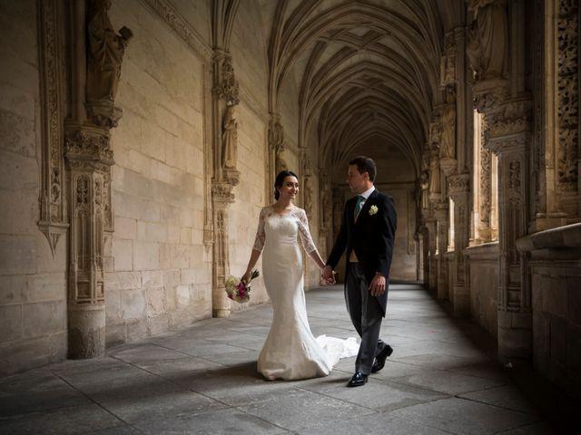 La boda de Santos y Isabel en Toledo, Toledo 27
