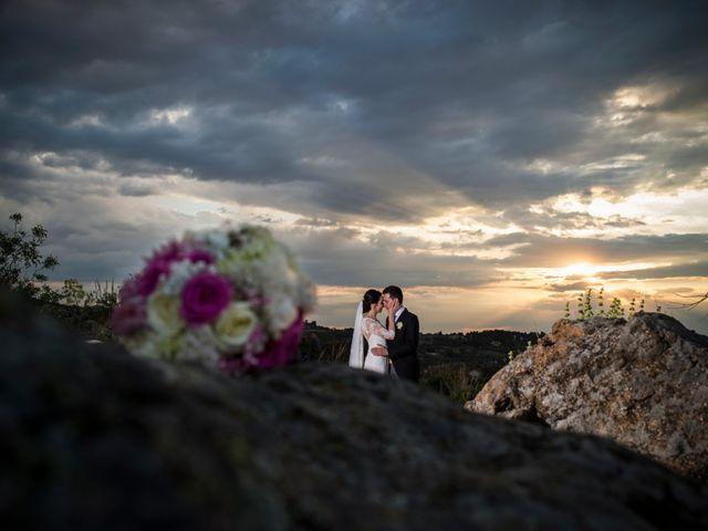 La boda de Santos y Isabel en Toledo, Toledo 28