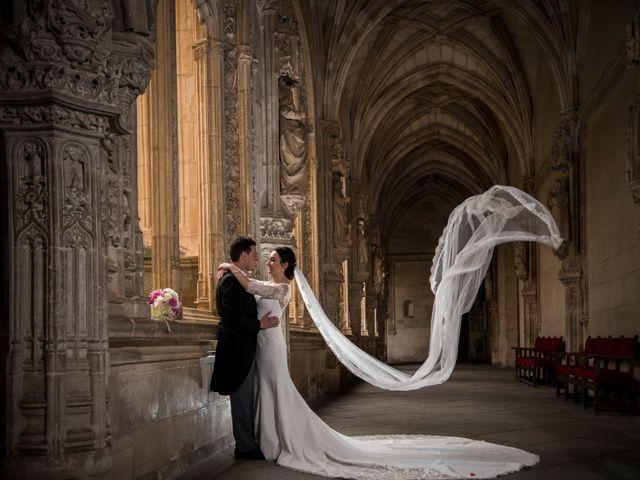 La boda de Santos y Isabel en Toledo, Toledo 29