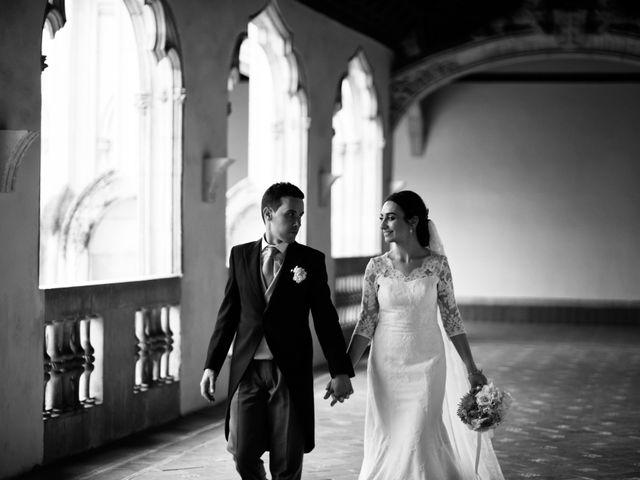 La boda de Santos y Isabel en Toledo, Toledo 30
