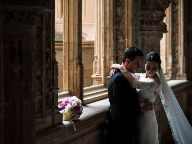 La boda de Santos y Isabel en Toledo, Toledo 31