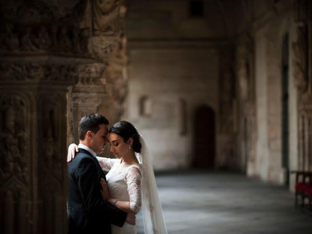 La boda de Santos y Isabel en Toledo, Toledo 33