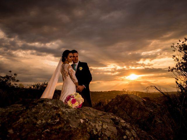 La boda de Santos y Isabel en Toledo, Toledo 36