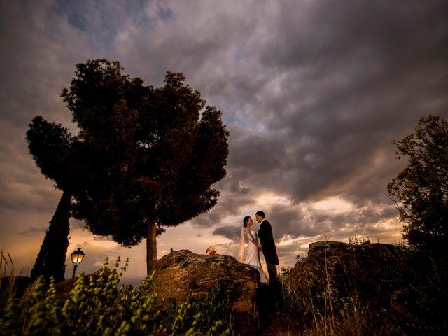 La boda de Santos y Isabel en Toledo, Toledo 37