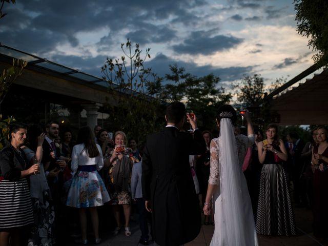 La boda de Santos y Isabel en Toledo, Toledo 38