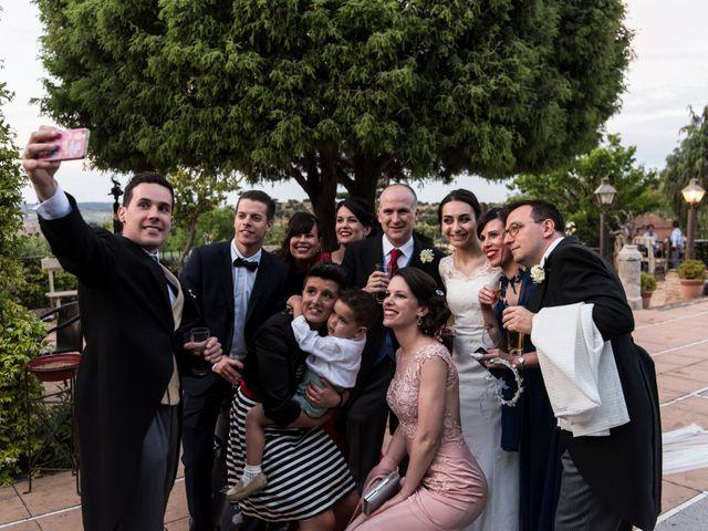 La boda de Santos y Isabel en Toledo, Toledo 41