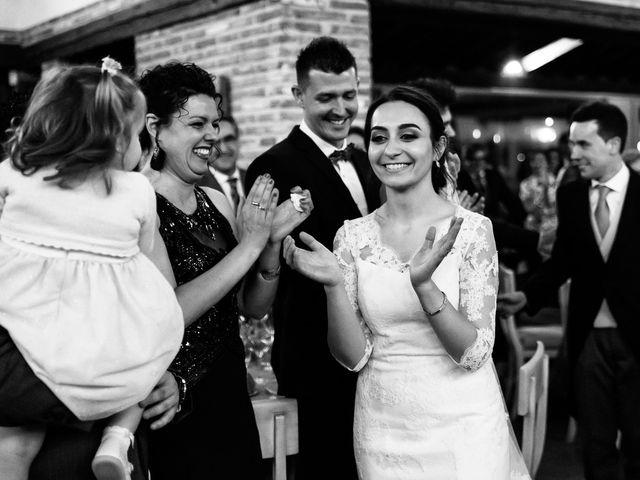 La boda de Santos y Isabel en Toledo, Toledo 48