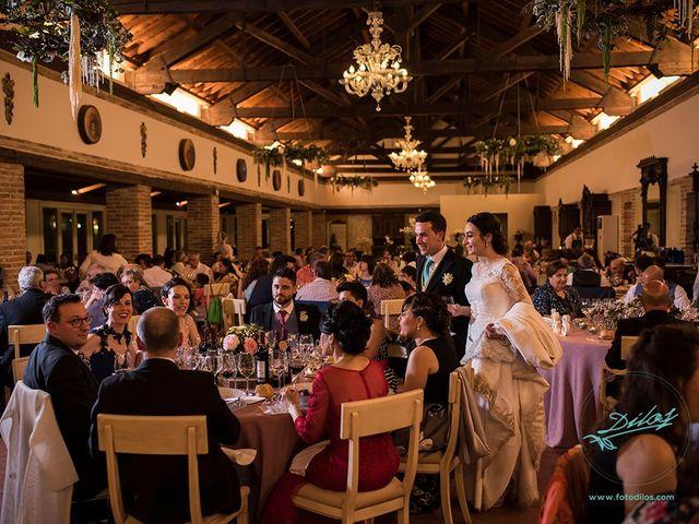 La boda de Santos y Isabel en Toledo, Toledo 50