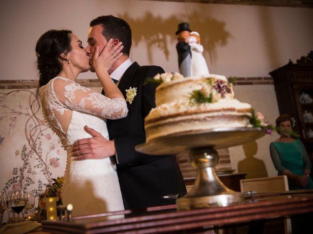 La boda de Santos y Isabel en Toledo, Toledo 52